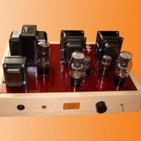 Amplificatore Integrato con 2A3